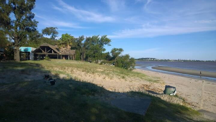 Great House next Bullring and Beach - La Morocha