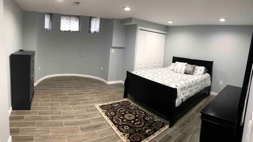 Newly renovated 1 bed apt in historic Bolton Hill