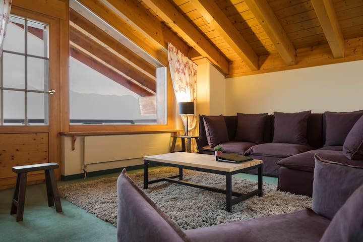 Penthouse 2 Chambres Verbier