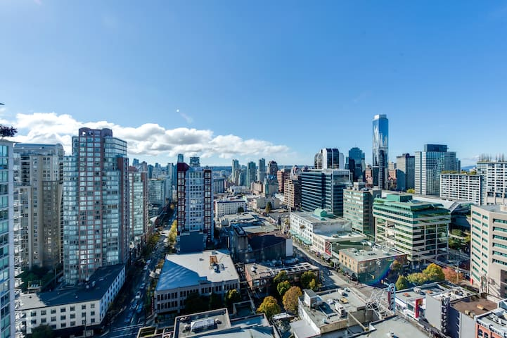 Simply Amazing Condo in the Heart of Downtown