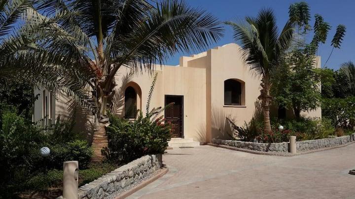 The Cove Rotana Villa Homey Experience