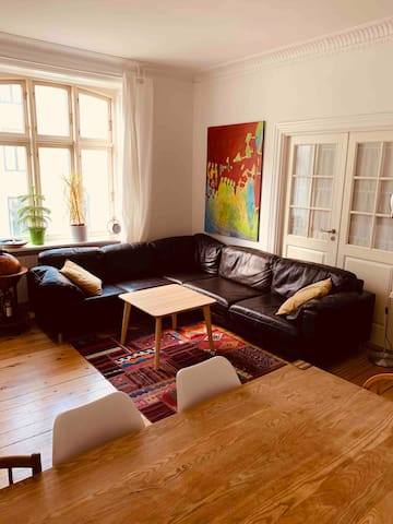 Attractive location, 10 minutes from City Center