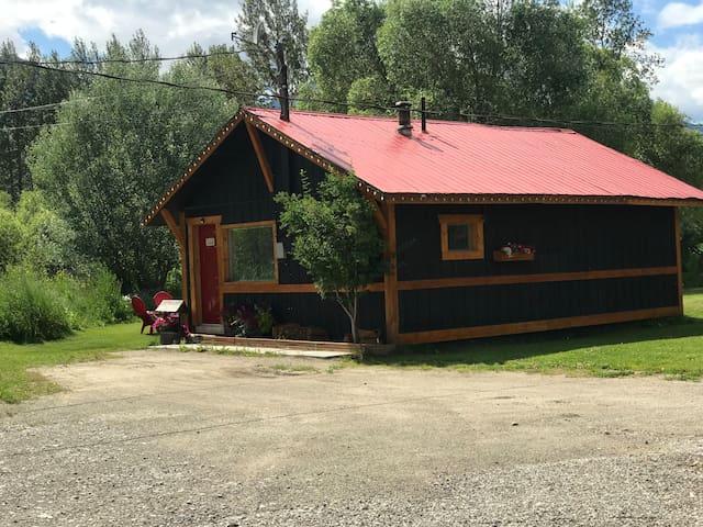 Cozy two bedroom cabin