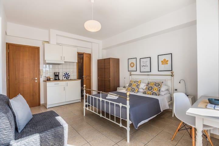 Central New apartment In Ierapetra-Center