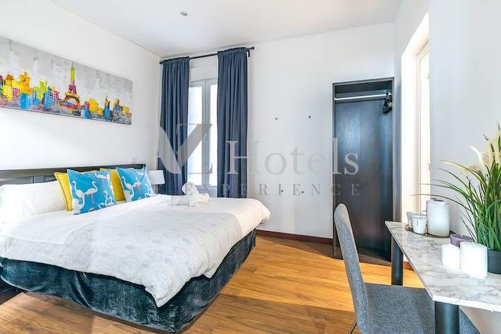 Centrical room in the heart of Madrid T