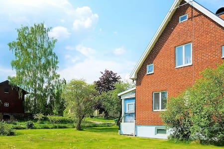 4 person holiday home in Lyrestad