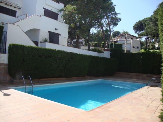 Caseta a 50m platja COSTA BRAVA/COSTA BRAVA Apartm - Sant Antoni de Calonge