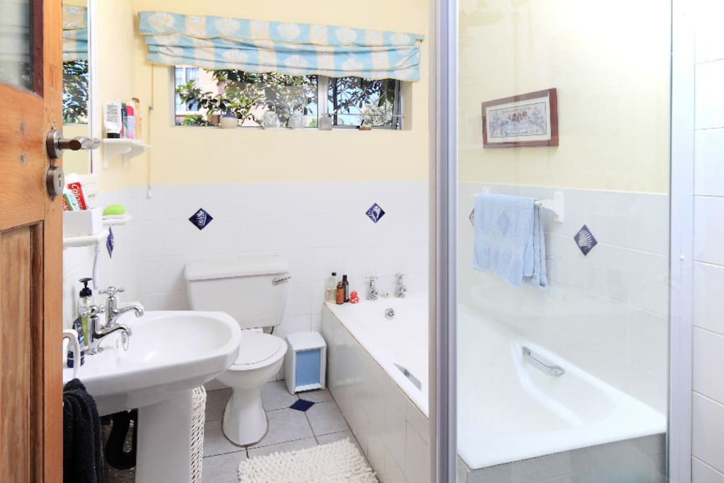 Bathroom share with one other room