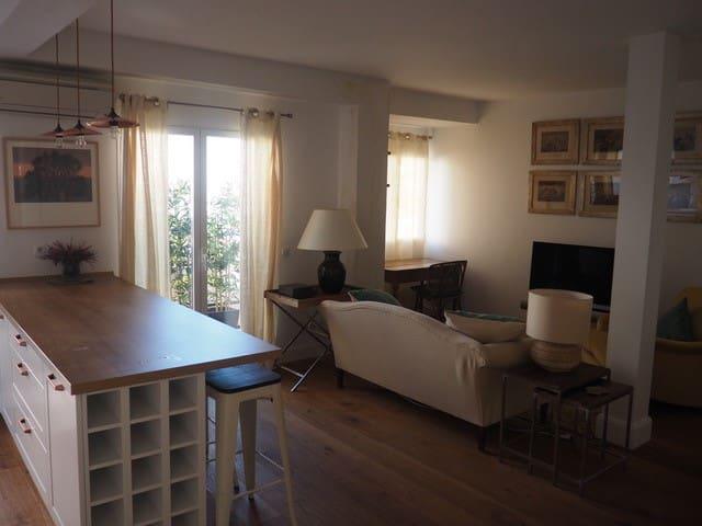 Fabulous apartment in quiet neighborhood El Viso