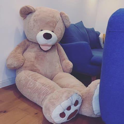 1.8玩具熊