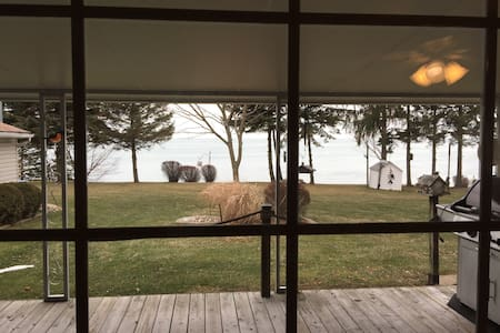 Maple Court Cottages on Lake Erie - Port Dover - 小木屋
