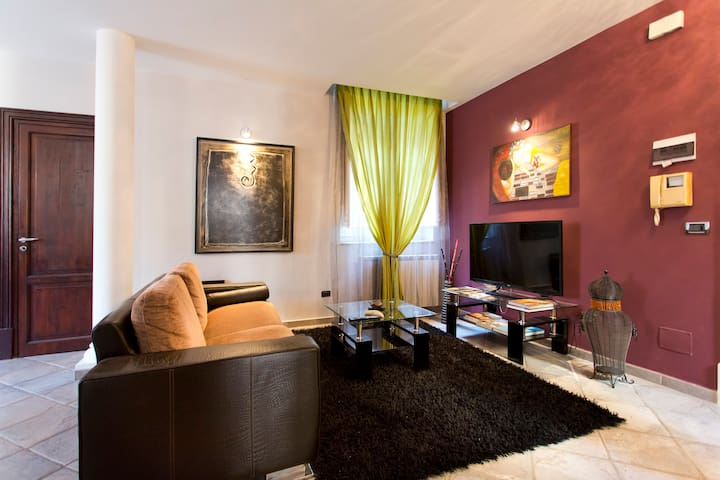 Penthouse Luxury Cavour