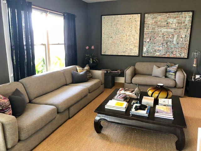 TV-Room; Ample seating to watch the game or enjoy movie night.