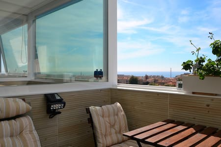 NEW&AMAZING-PANORAMIC SEAVIEW PENTHOUSE-PORTO AREA - Espinho - Wohnung