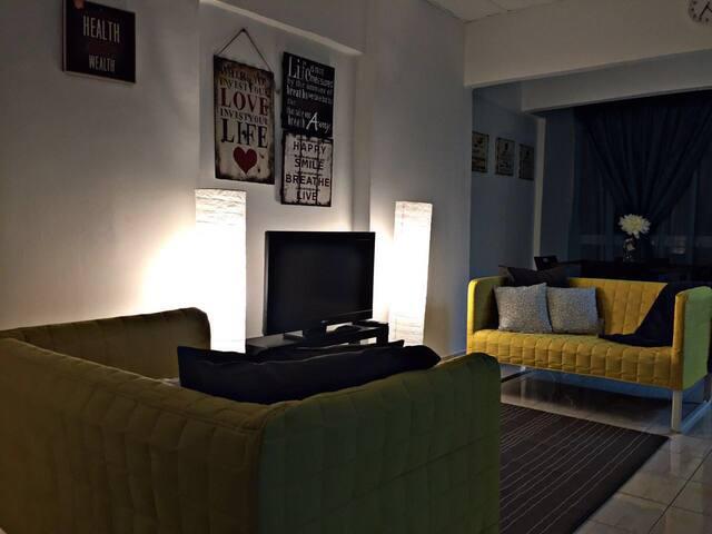 Newly Renovated Bayan Lepas Apartment - Bayan Lepas