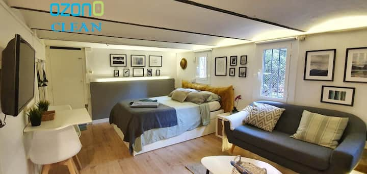 BRAND NEW COZY APPARTMENT CENTRIC