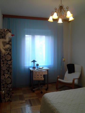 Light Room near the Arbat - Moscow - Apartment
