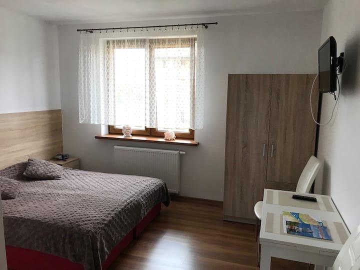 Dom Gościnny Lazur (pokój numer 2)