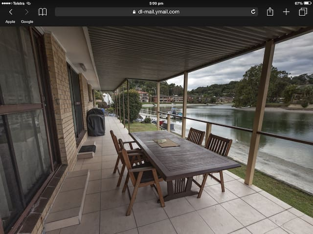 Water front 3 Bedroom Duplex. - Tweed Heads - Leilighet