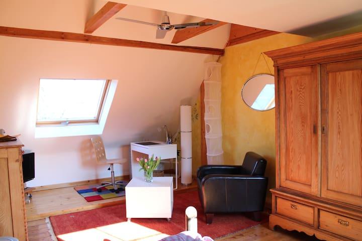 gemütl. Zimmer im Haus von 1893 - Ratingen - Ev
