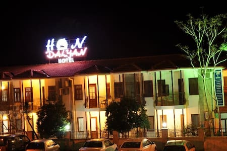 Han Dalyan Hotel - Dalyan - Bed & Breakfast