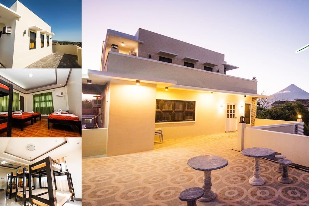 Wyne 39 s hometel appart 39 h tels louer legazpi city for Louer appart hotel