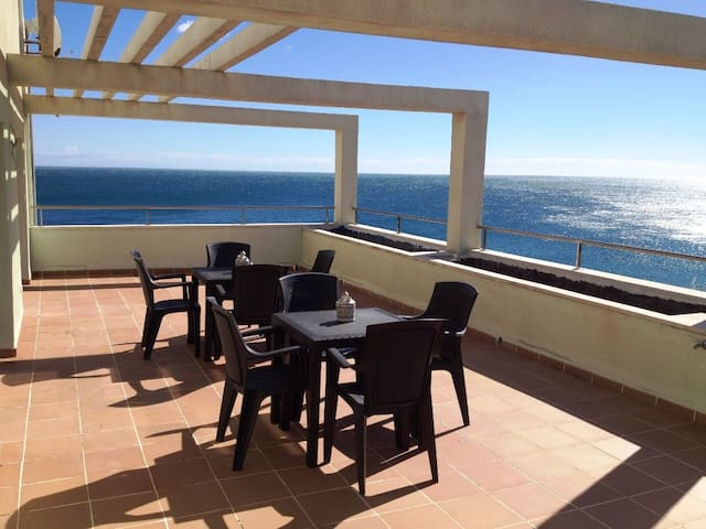 Ancla Penthouse With Private Pool