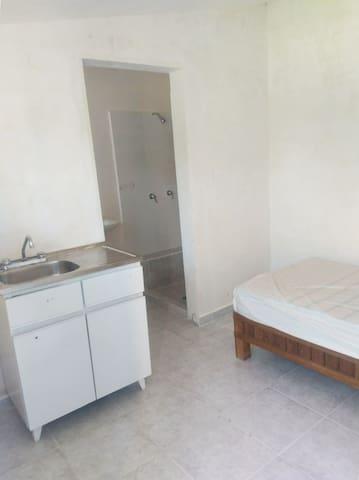 Habitación privada para 1 persona