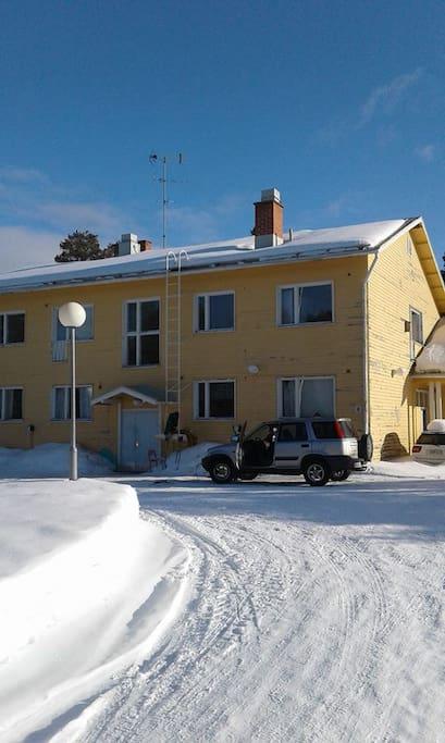 The headquarters