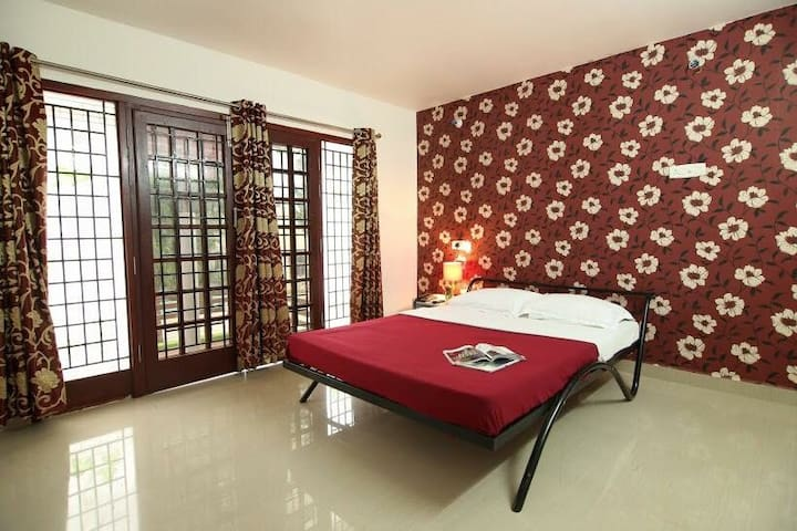 Deluxe Room with Big Balcony