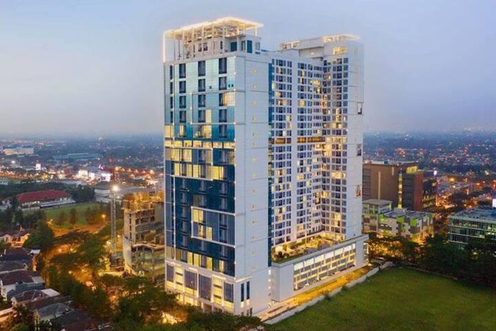 RUMA TARA: Cozy apartment for family/business