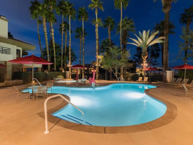 Studio - Marriott Desert SpringsVillas II