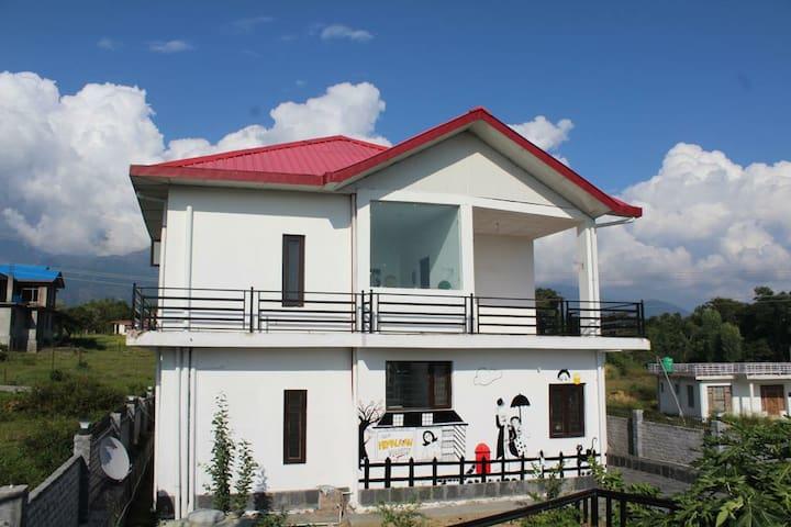 Great Himalayan Mansion