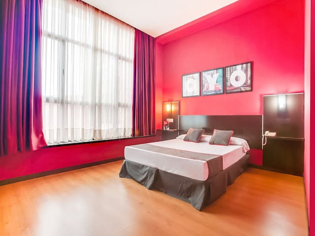 Double Room Stay In Hotel Parque Empresarial