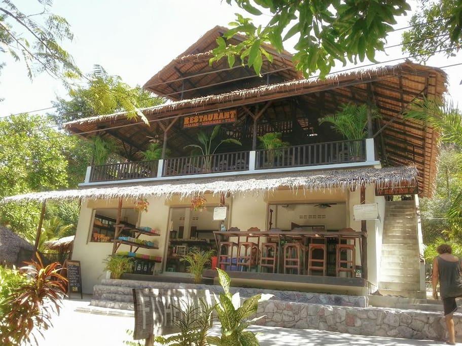 Restaurant & Market