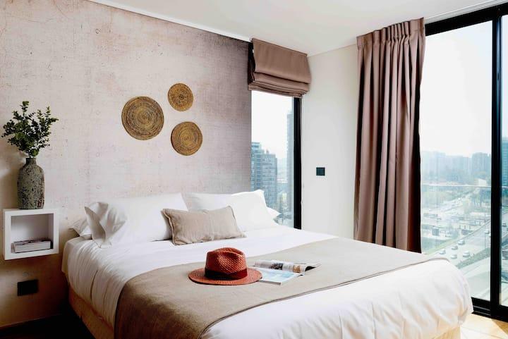 One Bedroom with Sofa Cama - El Golf- Aparthotel
