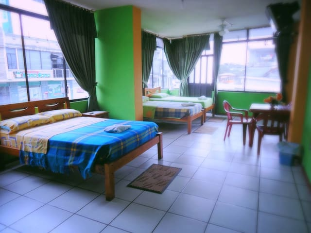 The Best Hostel in the City! Cheap & Spectacular!!