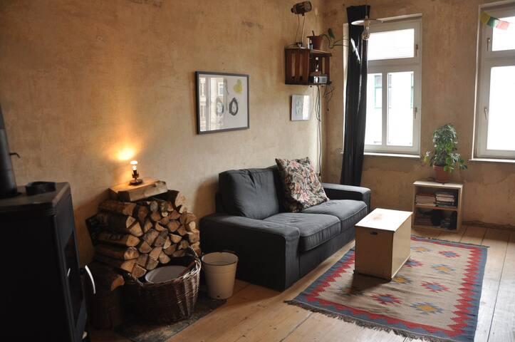 Individuelle Wohnung mit Charme - Leipzig - Byt