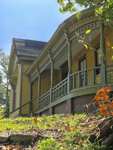Historical House Walk to Mercer