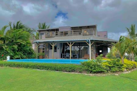 Riverside Villa, Mauritius Luxurious ensuite rooms