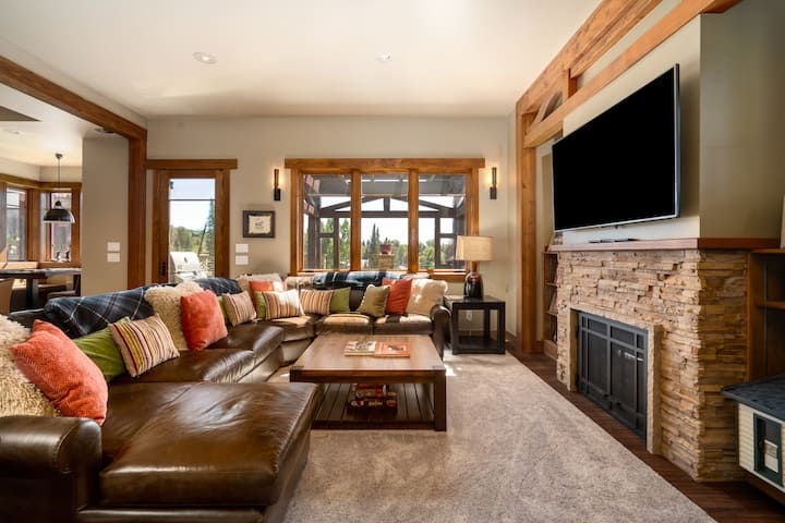 Discounted lift tickets! Best Vacation Home For Active Families and Friends! -  Park Lodge