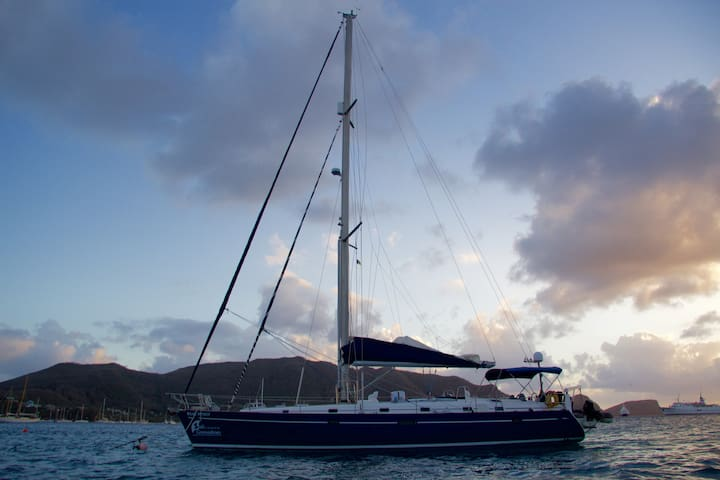 50ft Sailing Yacht in Bequia - Port Elizabeth - Barco