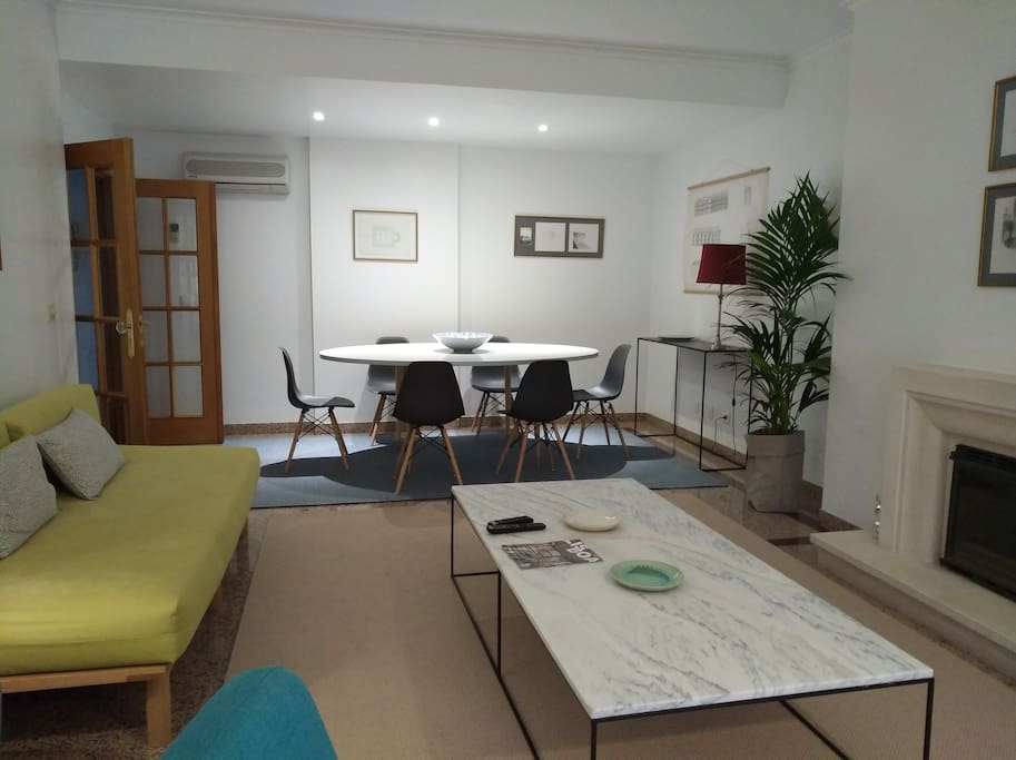Sala Jantar / Sala de Estar (piso 0)