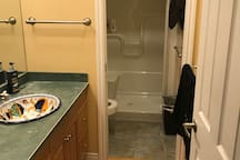 Bathroom shared if both rooms rented