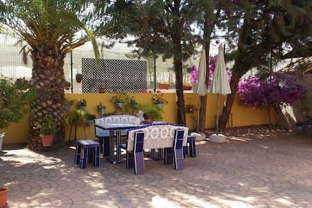 Villa María: Preciosa finca de campo,Holiday House