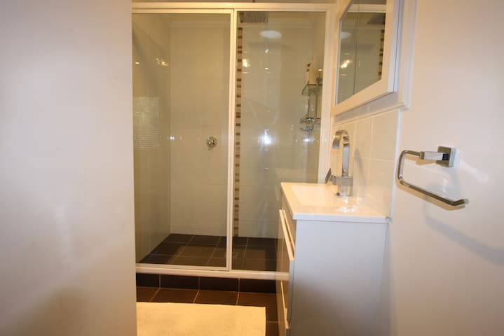 Spacious Shower in En Suite