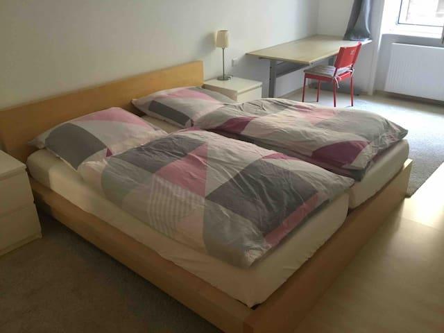 Condo Gisela in F-Sachsenh. (vollmöbliert), 58 m²