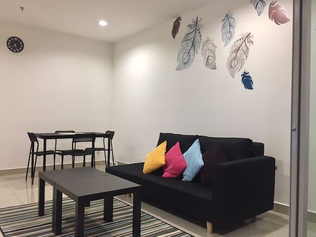 Living & dining area 客厅&餐厅