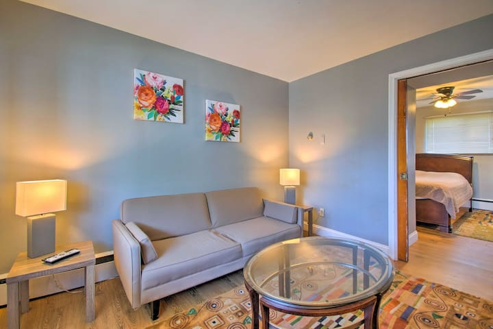 NEW! Lakefront Apartment w/ Patio on Lake St Clair