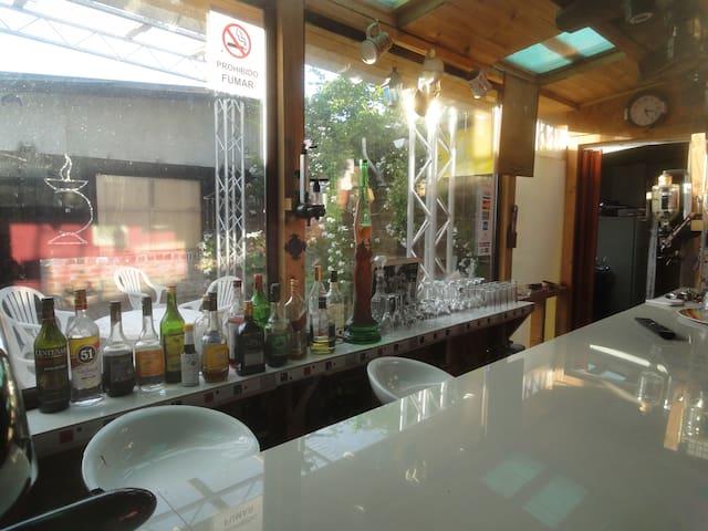 Habitaciones en casa típica de época,Chile centro - Teno - Bed & Breakfast